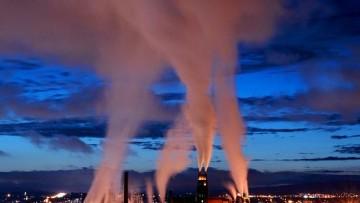 I gas serra sono in continuo aumento
