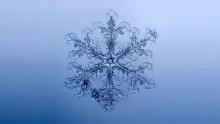 Il punto esatto di congelamento dell'acqua e' a -48° C