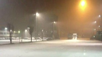 Neve chimica in Val Padana, tra verita' e allarmismi