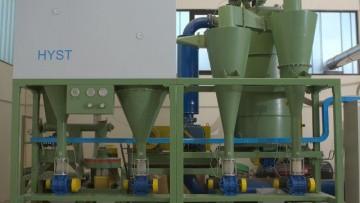 Hyst, tecnologia made-in-Italy per le biomasse
