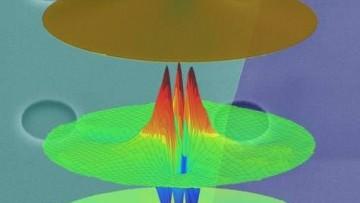 Pozzi quantici nel grafene