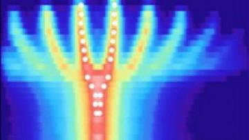 Il materiale carico allo stesso tempo elettricamente e magneticamente
