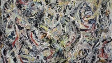 Pollock 'studiato' da Cnr e Universita' di Perugia