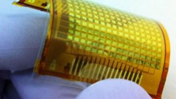 Berkeley fabbrica la 'pelle elettronica flessibile'