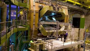Ai fisici degli esperimenti di Lhc il Premio Enrico Fermi