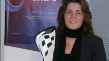 """Waste to biofuels"" vince il Premio Italia 2013 ""Waste to Energy"""