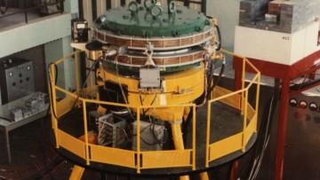 L'acceleratore Ada e' sito storico della Societa' europea di fisica
