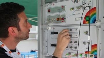 Il radar fotonico di Pisa arriva su Nature