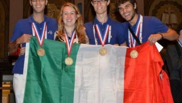 Alle Olimpiadi di Chimica bronzo per gli studenti italiani