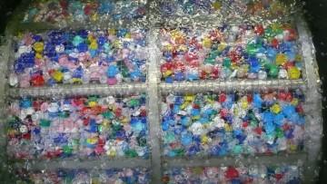 Arriva il depuratore di acque di scarico a tappi di plastica