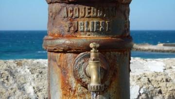Gli acquedotti 'spreconi' perdono 100mila litri d'acqua al secondo