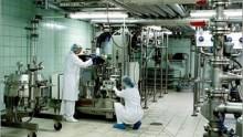 Per l'industria chimica pesante calo a maggio 2014