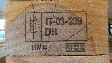 La disinfestazione dei pallet di legno si fa con le microonde