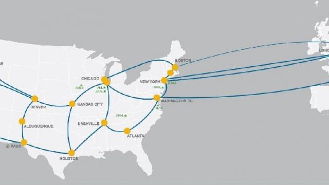 Dal Cern agli Usa, ecco la nuova superstrada della fibra ottica