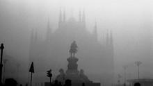 Nebbia in Pianura Padana: inquinanti ridotti dell'80%