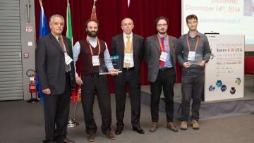 Il Premio Nest 2013 per le nanoscienze a Francesco Pineider