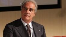 Cesare Puccioni riceve la laurea honoris causa in Ingegneria chimica