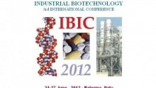 III Conferenza internazionale sulla biotecnologia industriale