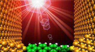 Nuove frontiere per l'elettronica molecolare