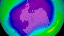 Descritto il primo anello della catena che origina il buco nell'ozono