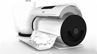 Stampata la carta in grado di rilevare le tossine
