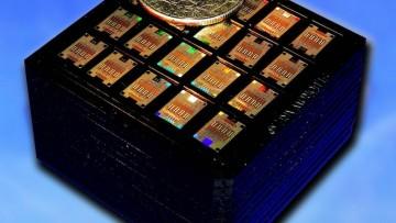 Chip fotonici al silicio: la scommessa di Ibm