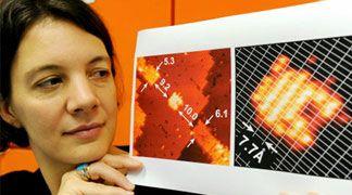 7 atomi per fare un transistor