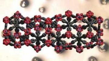Un cristallo di zucchero per combattere l'inquinamento