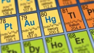 IUPAC: 10 elementi cambiano il peso atomico