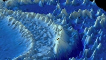Pozzi di anidride carbonica nelle profondità oceaniche