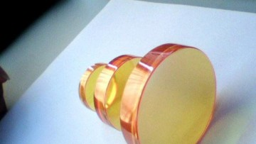 Fibre ottiche al seleniuro di zinco