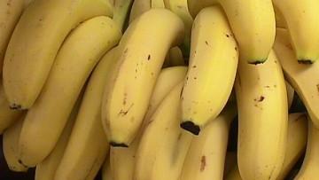 Bucce di banana per purificare l'acqua