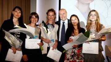 I 5 camici rosa italiani premiati da L'Oréal Italia