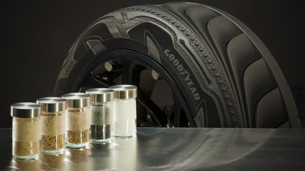 5 Elements RHAS Tire