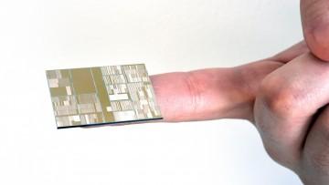 Microprocessori: realizzato chip funzionante a 7 nm