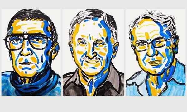 Il Nobel per la Chimica 2015 a Lindahl, Modrich e Sancar