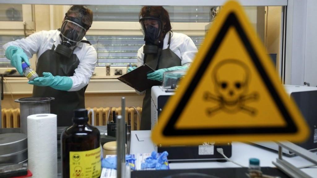 PIC esportazione sostanze pericolose