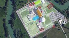 Online la mappa webgis degli impianti nucleari in Italia