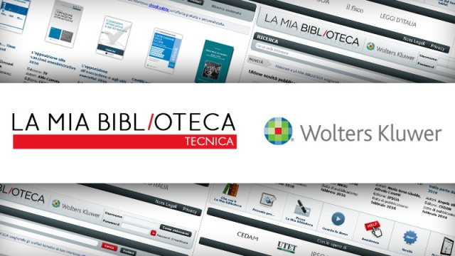 Nasce La Mia Biblioteca Tecnica