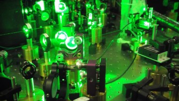 Cnr, osservata una nuova fase di transizione quantistica in un gas ultrafreddo