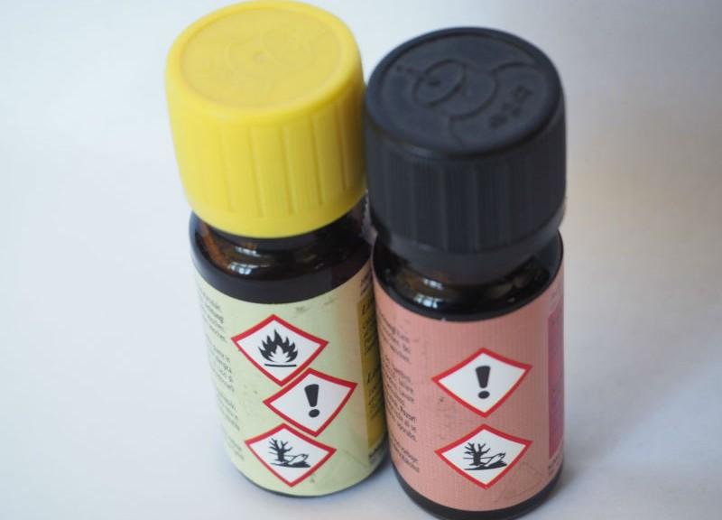 contenitori agenti cancerogeni