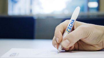 Sostanze chimiche: le novità dall'ECHA per la trasmissione delle informazioni